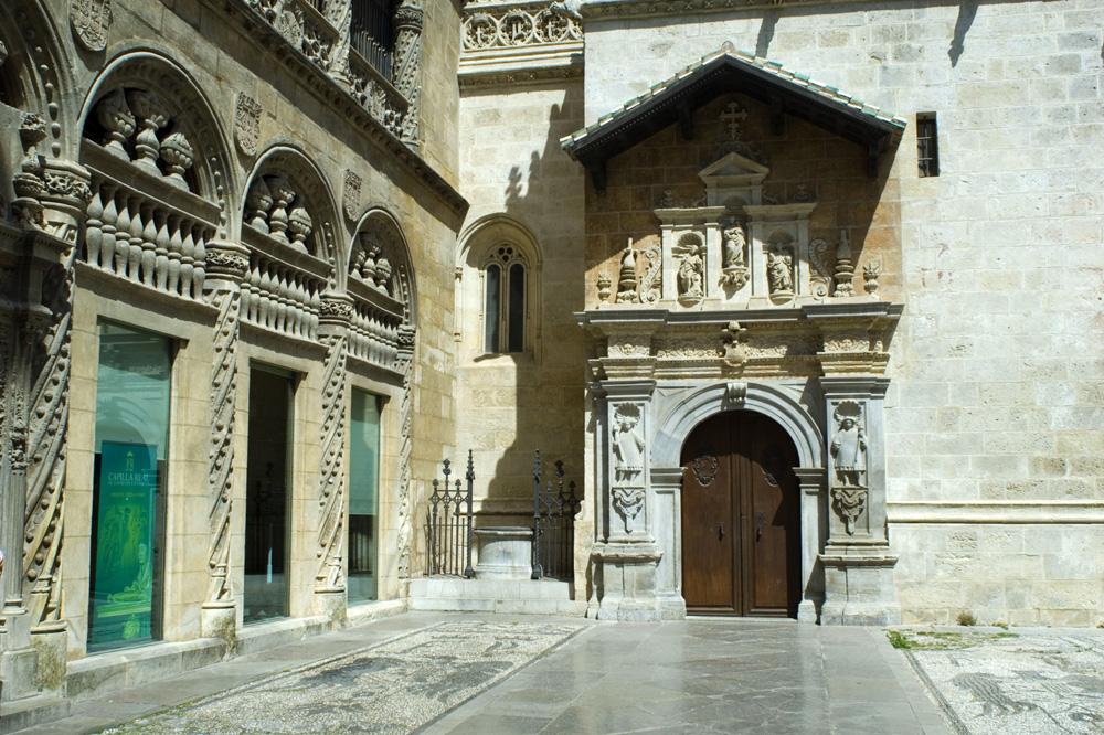 Capilla Real-Lonja-Granada