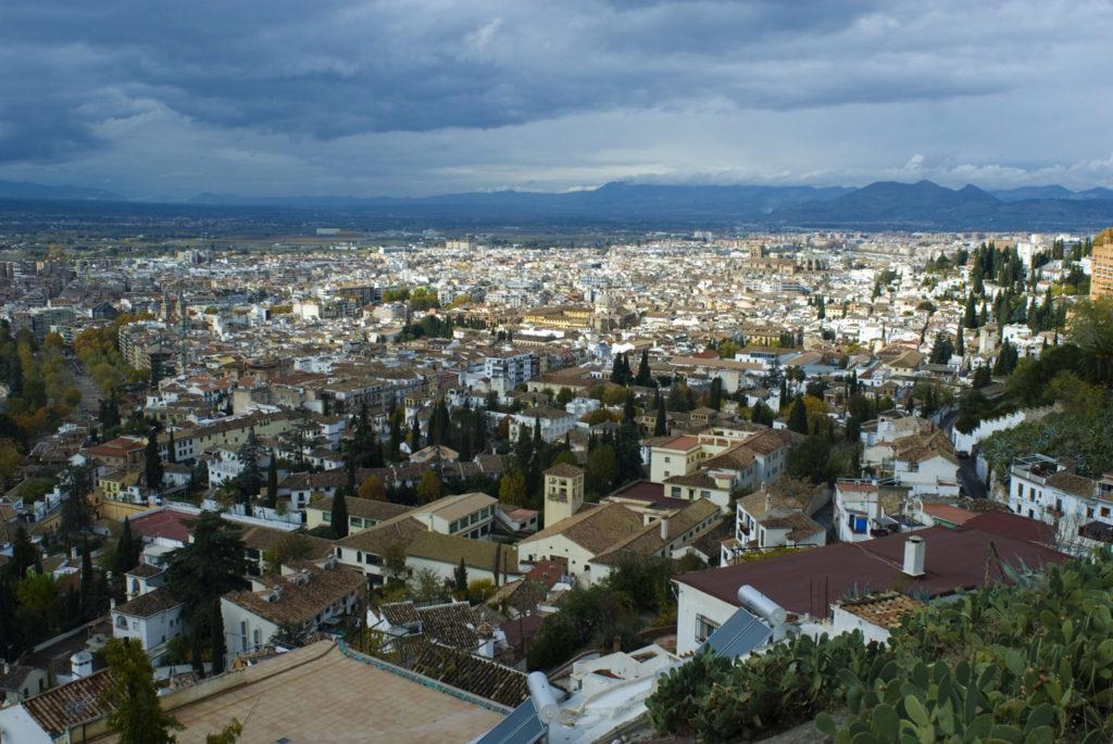 Mirador Baranco del Abogado-Granada