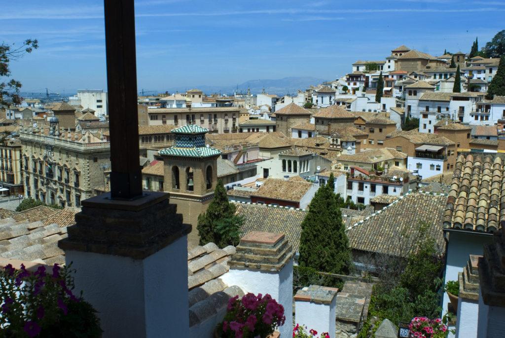 Mirador La Churra-Granada