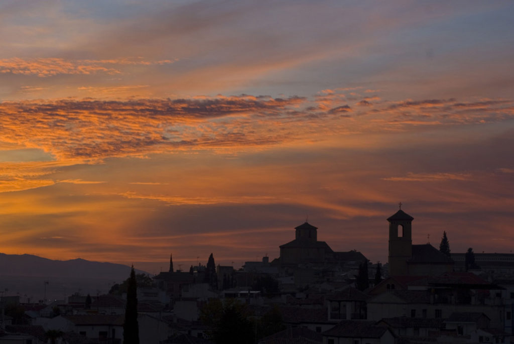 Mirador de San Miguel Alto-Granada