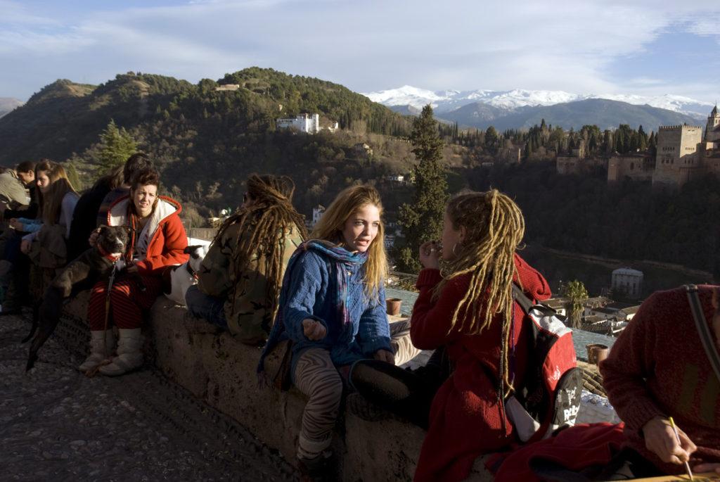 Mirador de San Nicolás-Granada