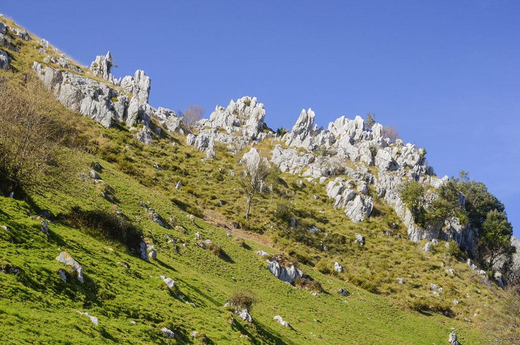 Cerca de La Cantolla