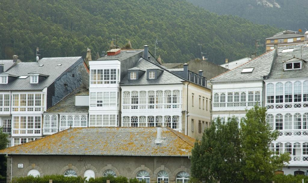 Casco antiguo de Viveiro-Galicia
