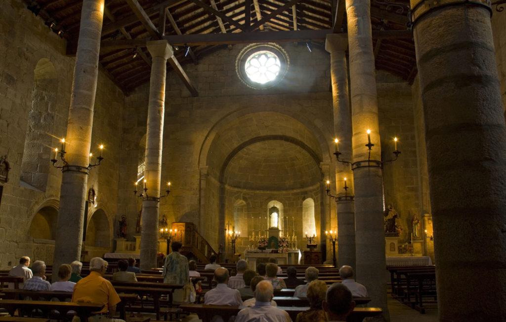 Iglesia de Viveiro-Galicia