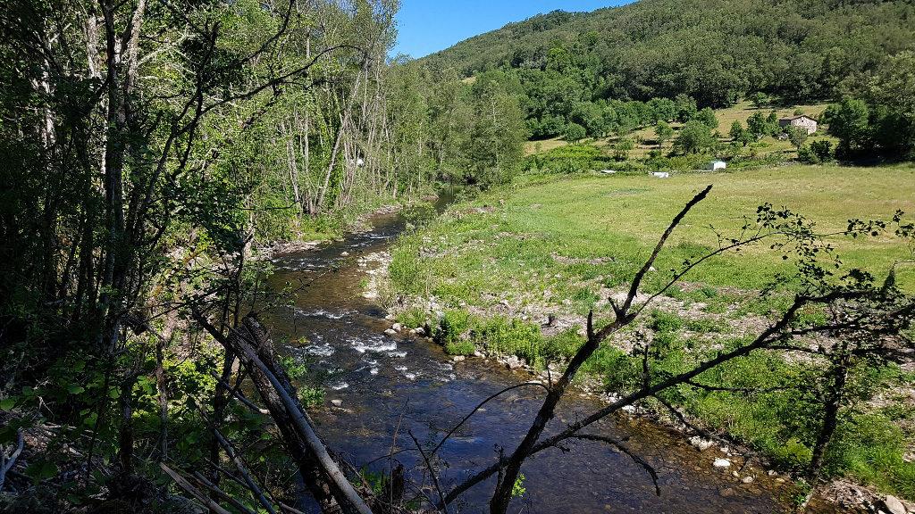 Río Cuerpo de Hombre-Salamanca