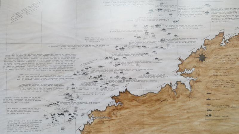 Camiño dos Faros–Arou Cabo Vilan