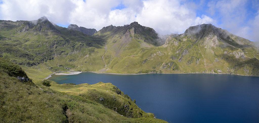 Lac-Bleu-de-Lesponne-Francia