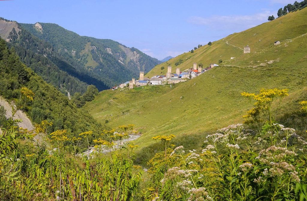 Valle-Adishchala-Georgia