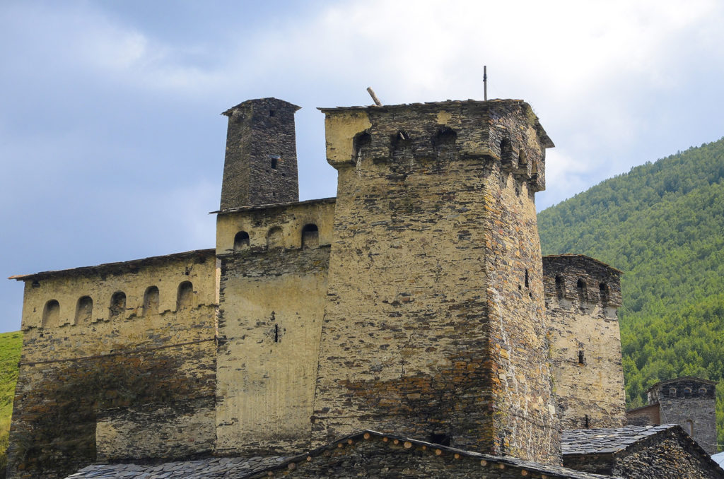 Ushguli-Georgia