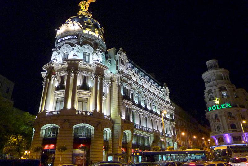 Madrid-España
