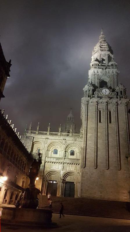 Santiago de Compostela-Galicia