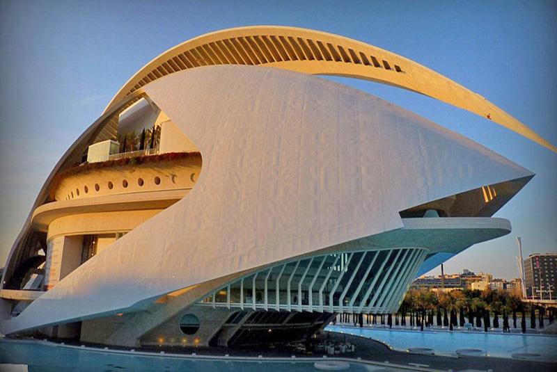 Val-Palau-Arts-Valencia-España