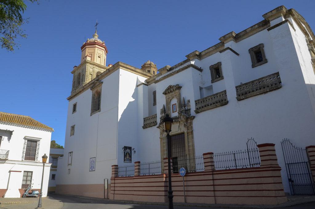 Nuestra-Señora-de-la-Caridad-Sanlúcar de Barrameda-Cádiz
