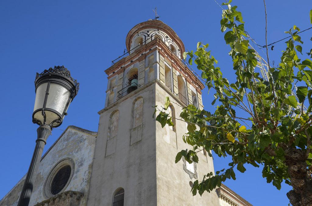 Nuestra-Señora-de-la-O-Sanlúcar de Barrameda-Cádiz