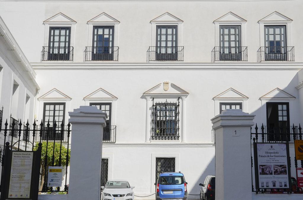 Palacio-Ducal-de-Medina-Sidonia-Sanlúcar de Barrameda-Cádiz