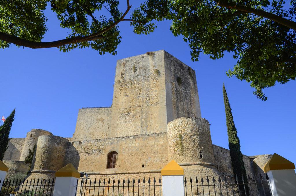 Castillo-de-Santiago-Sanlúcar de Barrameda-Cádiz
