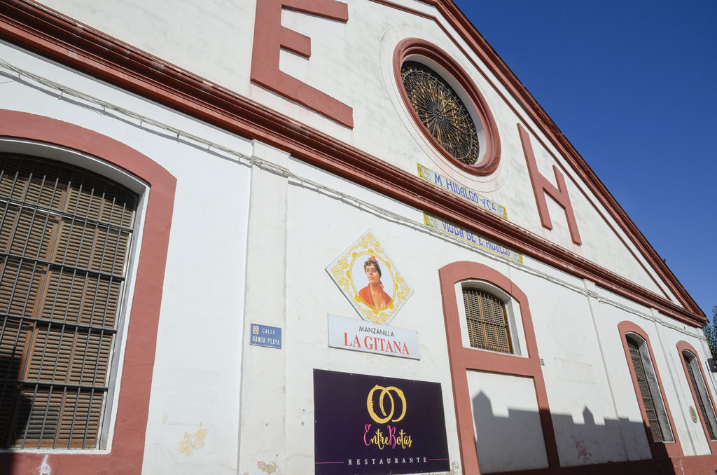 Bodega-Sanlúcar de Barrameda-Cádiz