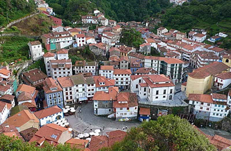 Cudillero-Asturias