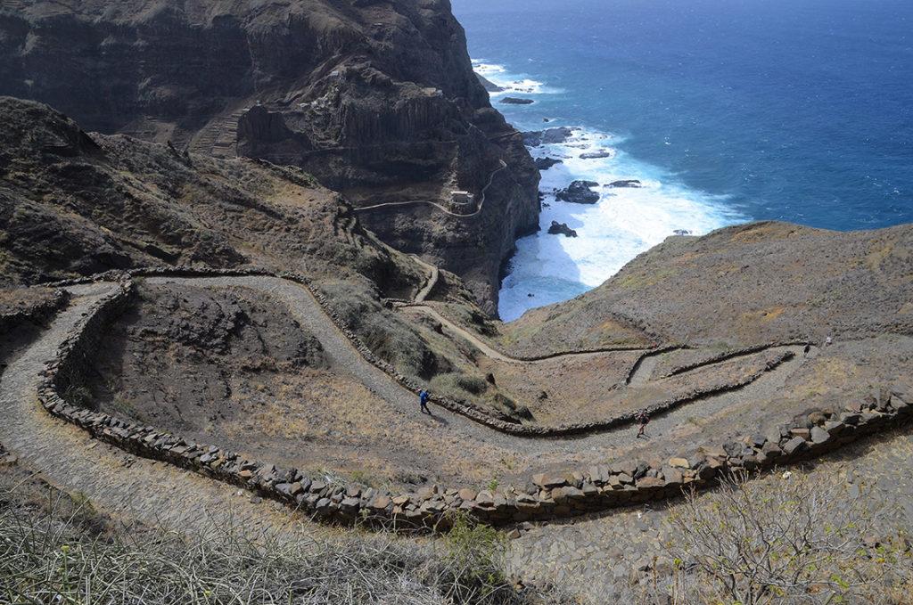 Saliendo de Corvo-Cabo Verde