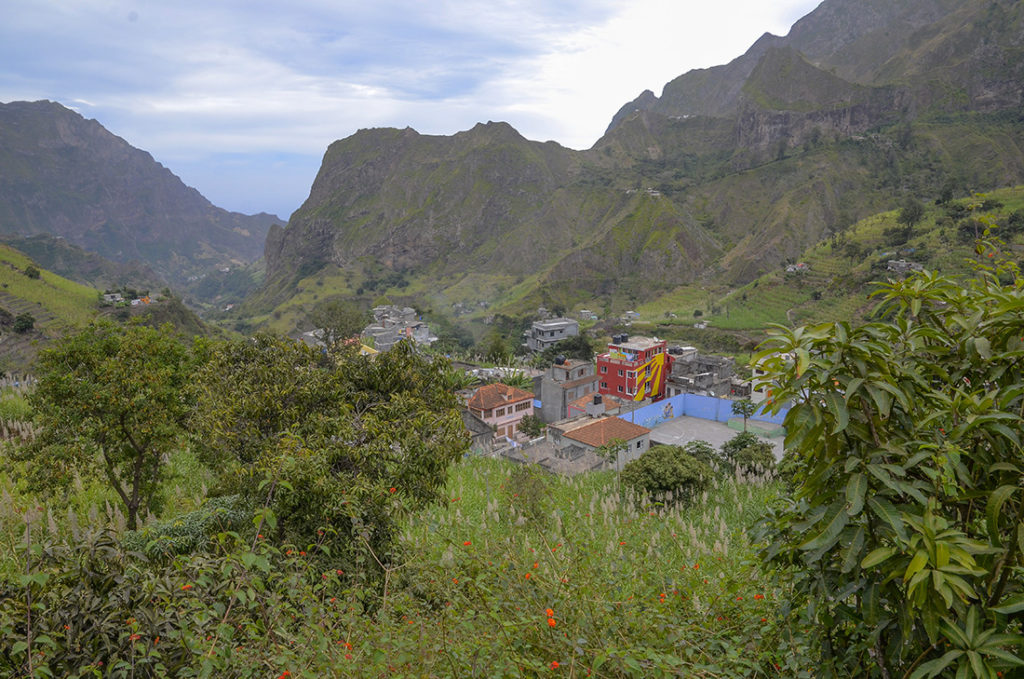 Chã de Manuel dos Santos-Cabo Verde