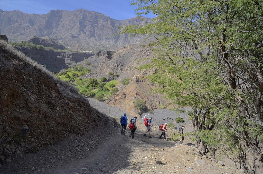 Caldeira das Patas-Cabo Verde