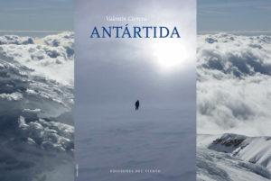 Portada libro Antártida