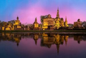 Tamplos-Tailandia
