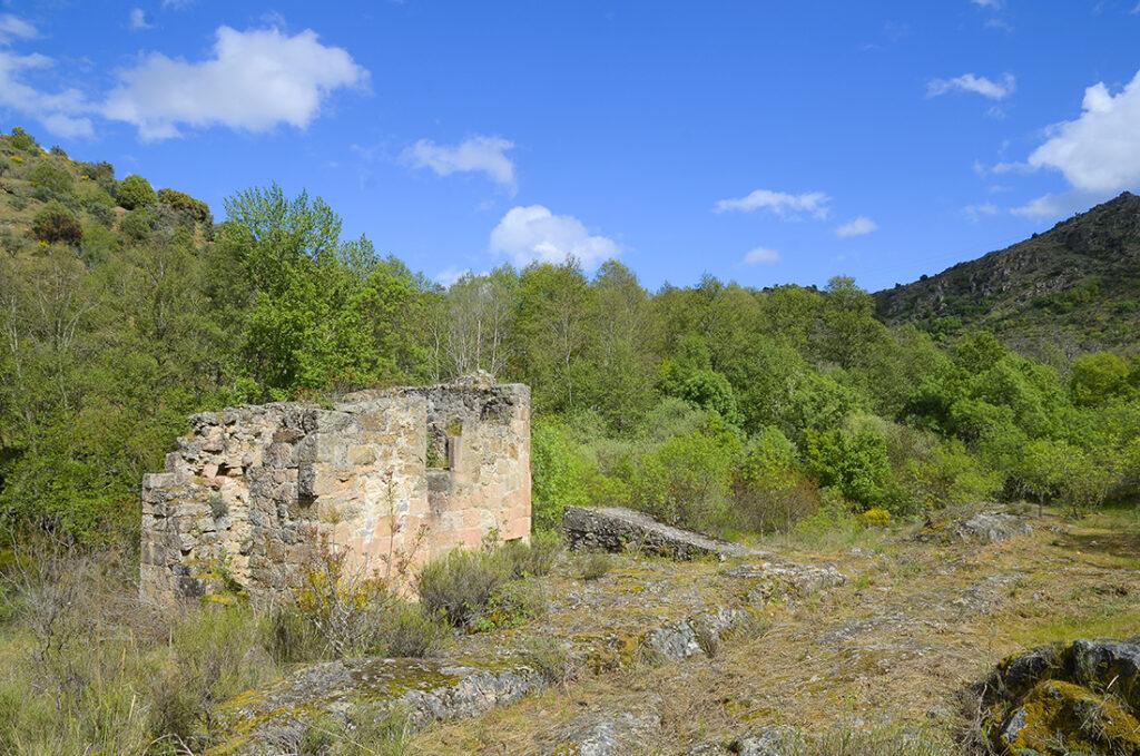 Molino Vendemoros-Arribes del Duero-Salamanca