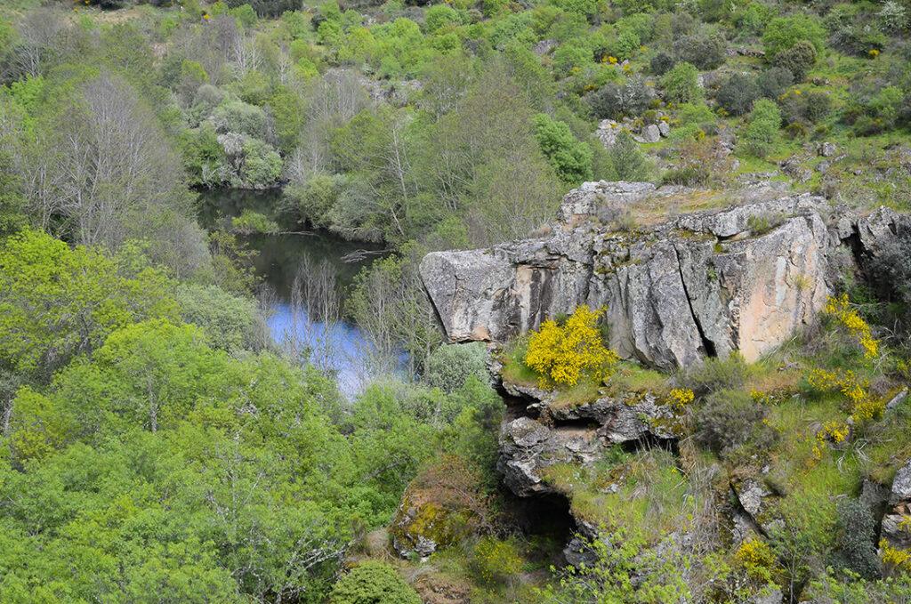 Río Tormes-Arribes del Duero-Salamanca