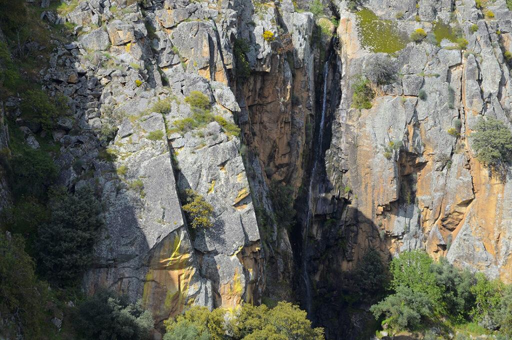 Cascada de la Escalá-Arribes del Duero-Salamanca