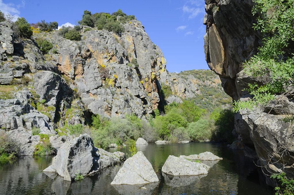 Cañón del Tormes-Arribes del Duero-Salamanca