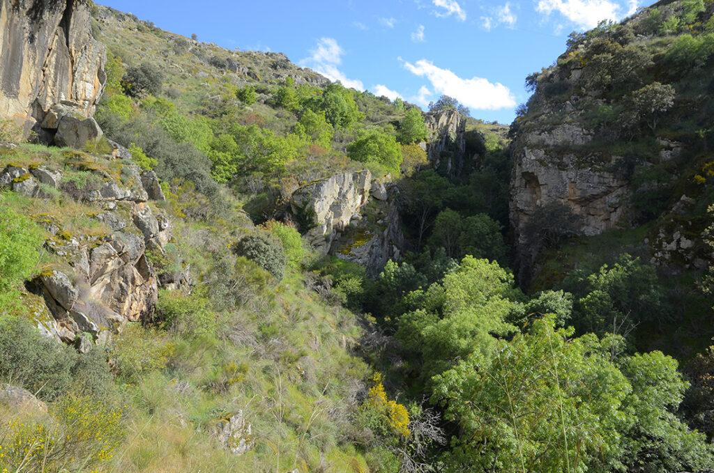 Rivera de la Pescadera-Arribes del Duero-Salamanca