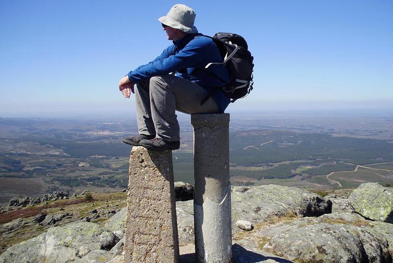 La Sierra de Gata-Cáceres