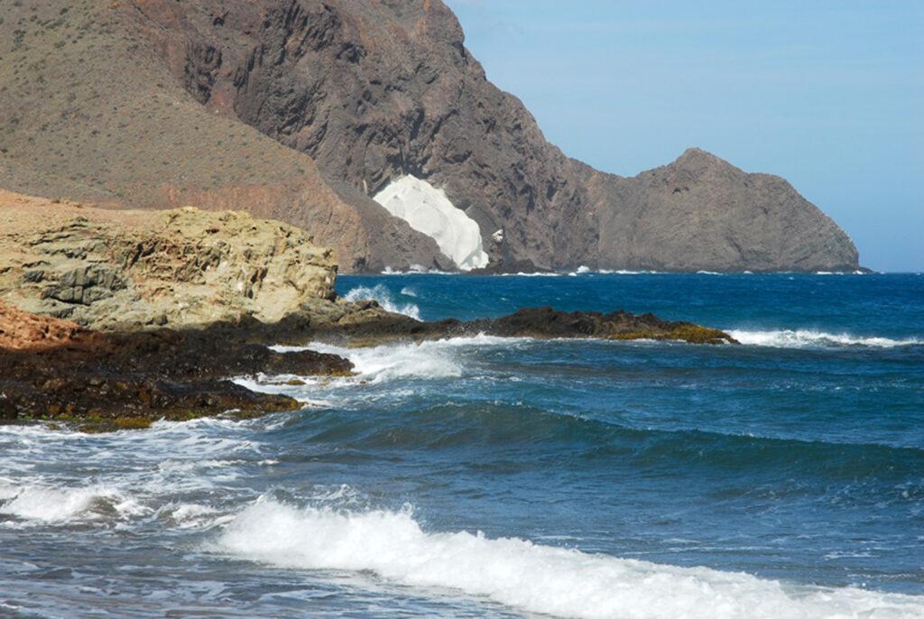 La Vela Blanca-Parque Natural del Cabo de Gata-Almería